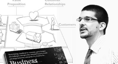 Con E de Emprendimiento: modelo CANVAS
